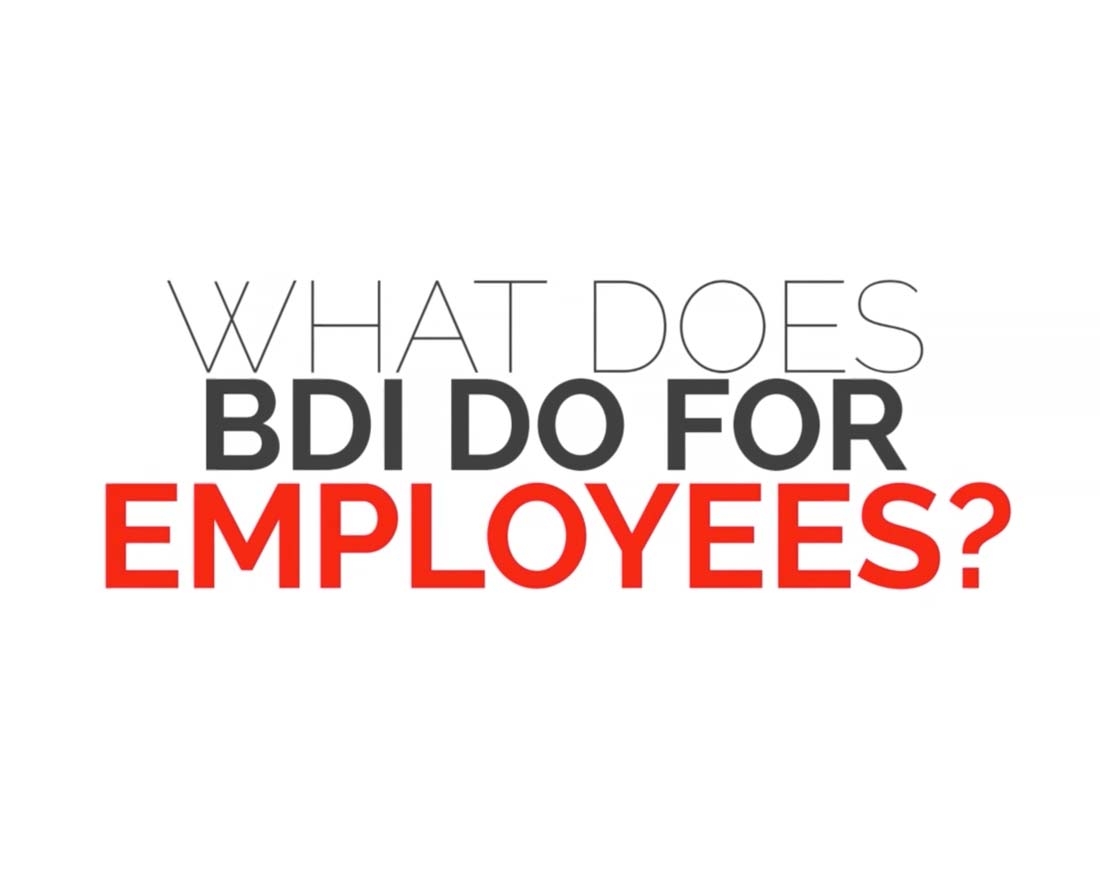 what does bdi do for employees business development international